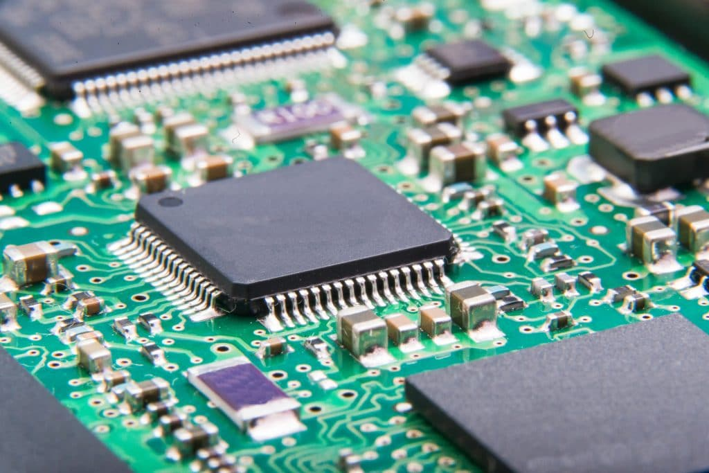 PCB Manufactured