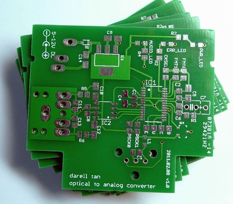 Circuit Board FR4