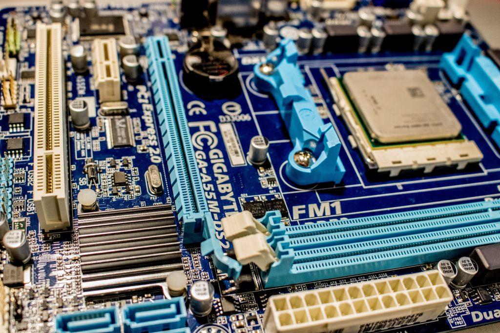 Clean PCB